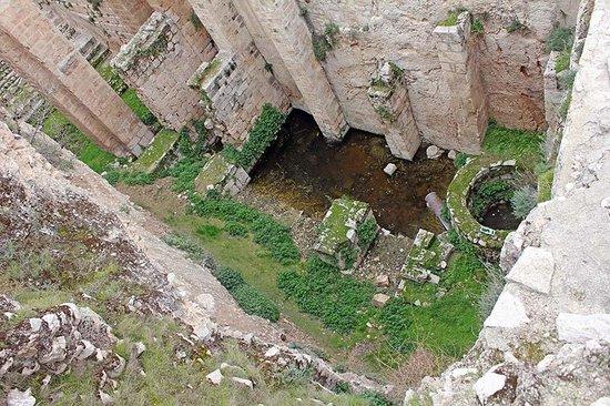 Church of Saint Anne : The Pools of Beth-Zatha (Bethesda)