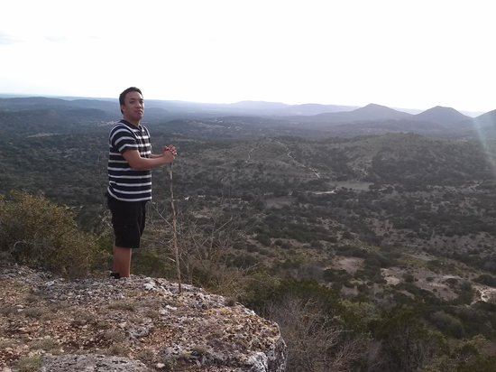 Hill Country State Natural Area : 5A-5B trail