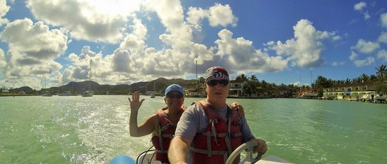 WCT - West Coast Tours Antigua : In Jolly Harbour