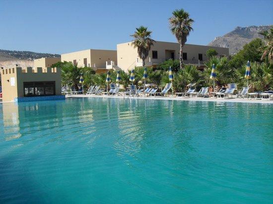 Torre Xiare Hotel Villaggio : pool view