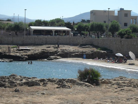 Torre Xiare Hotel Villaggio : Beach