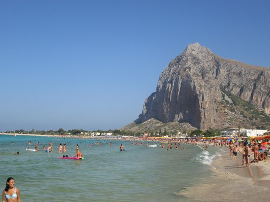 Torre Xiare Hotel Villaggio : One of the nicest beach San Vito Lo Capo