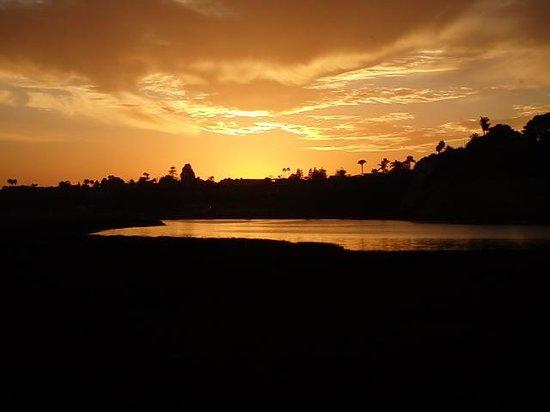 Hyatt Regency Newport Beach: More sunset