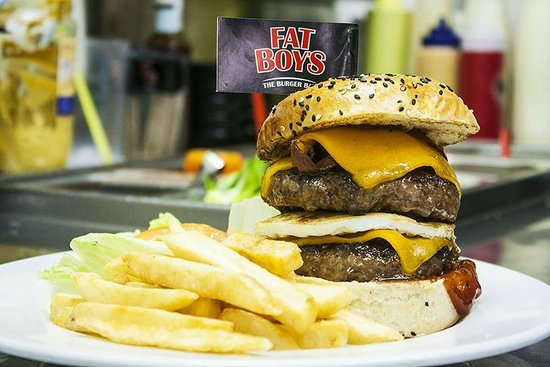 Fatboy's The Burger Bar JB