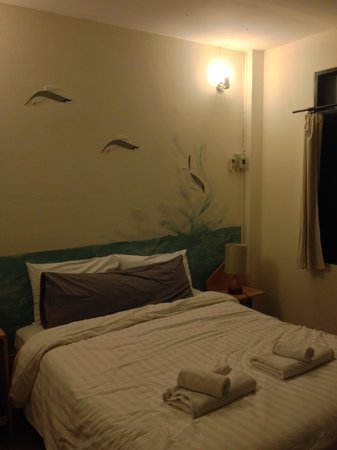 Early Bird Bed & Breakfast: Comfy bed