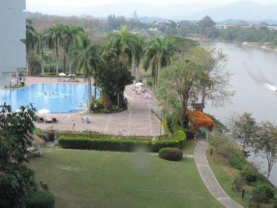 Holiday Inn Chiang Mai: vista desde habitacion