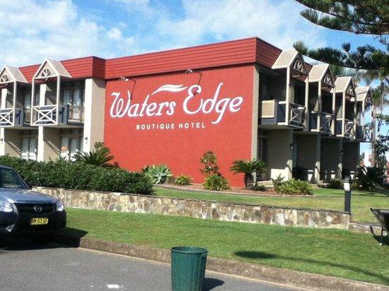 Waters Edge Port Macquarie: Waters Edge