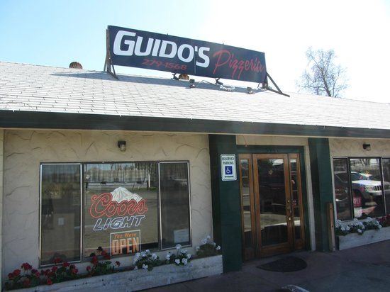 Guido's Pizzeria: great pizza place
