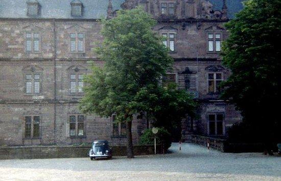 Schloss Johannisburg mit Schlossanlagen: Schloss Johannisburg