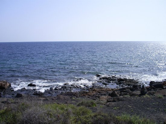 Occidental Lanzarote Mar: Lovely clear water