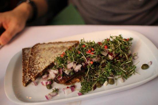 Told&Snaps : Pan fried herrings