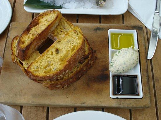 Duke of Marlborough : sweet potato bread
