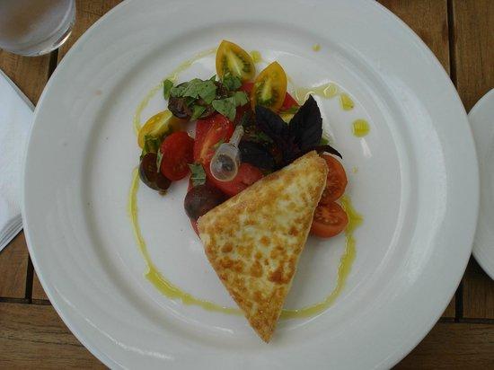 Duke of Marlborough : caprese salad