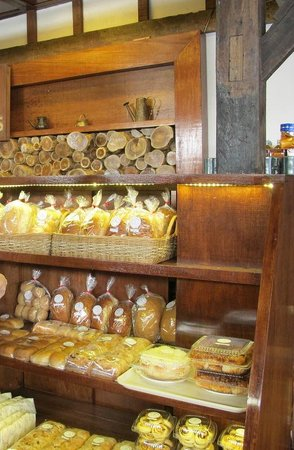 Bag of Beans Cafe and Restaurant: Bread
