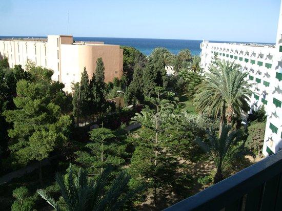 JAZ Tour Khalef Thalasso & Spa: Виды)