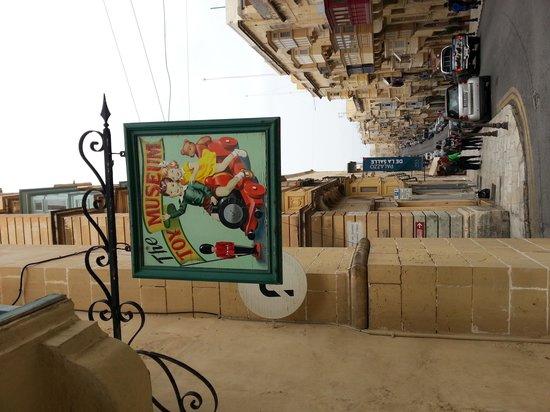 Toy Museum  Valletta: toy museum