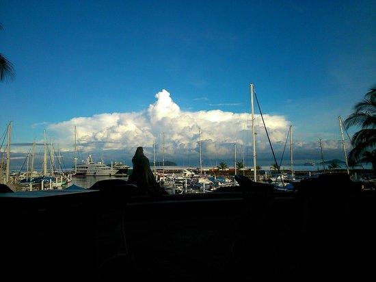 Sutera Harbour Resort (The Pacific Sutera & The Magellan Sutera): Morning at sutera marina club