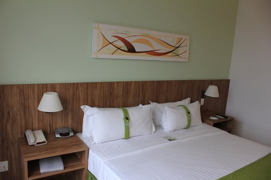 Holiday Inn Manaus: Сам номер очень уютный
