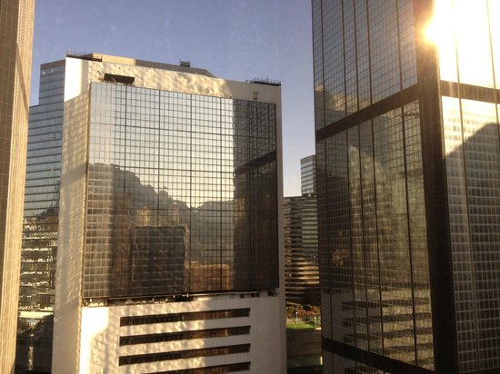 Gloucester Luk Kwok Hong Kong: 部屋からの眺め