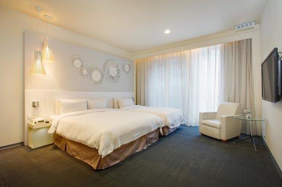 Dandy Hotel - Tianjin Branch: Deluxe Family Room