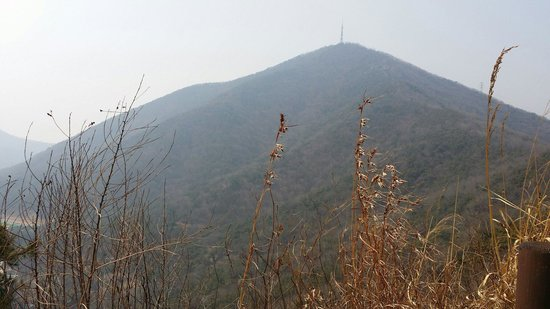 Gyeyangsan Mountain