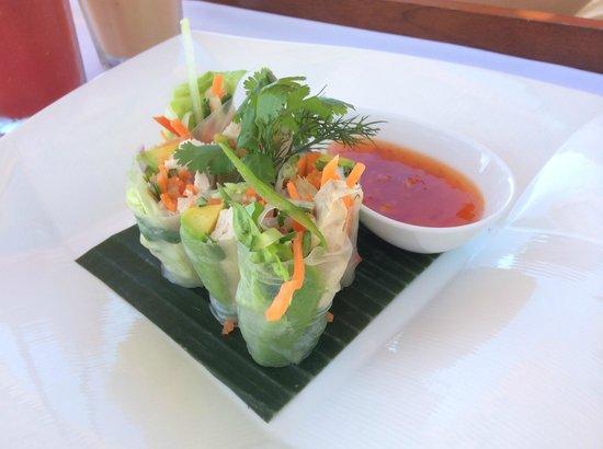 Belmond Jimbaran Puri: Snack