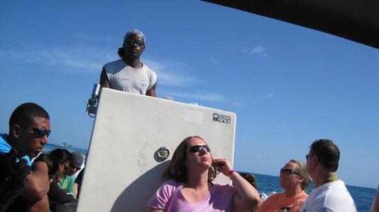 Ecological Tours & Services: our captain Tony