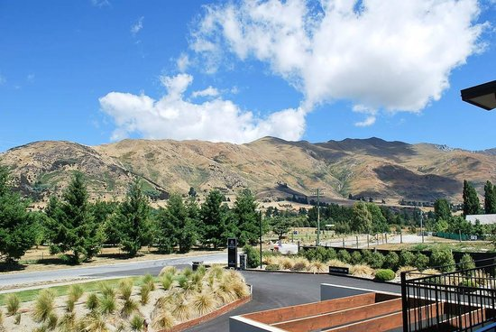 Mercure Oakridge Resort Lake Wanaka: beautiful view from room