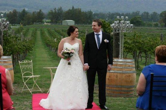 Nightingale Wines Luxury Villas : Love this place!