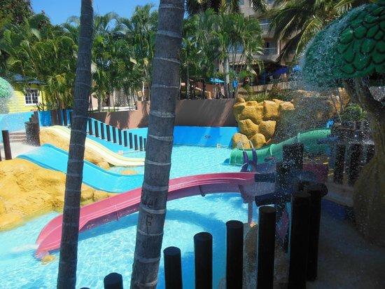 Azul Ixtapa Beach Resort & Convention Center : Children's pool