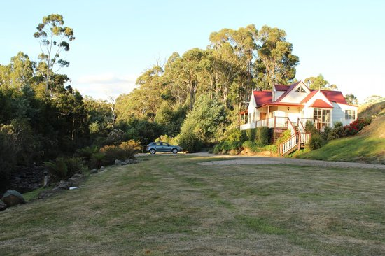 Crabtree River Cottages: property