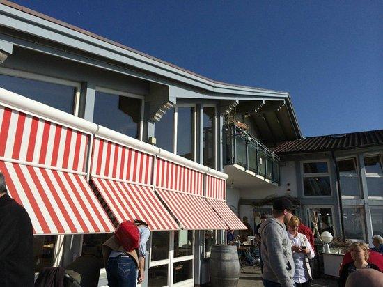 Max & Moritz: Terrasse