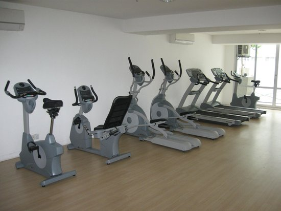One-Stop Serviced Residence & Office: Gymnasium / Fitness Centre