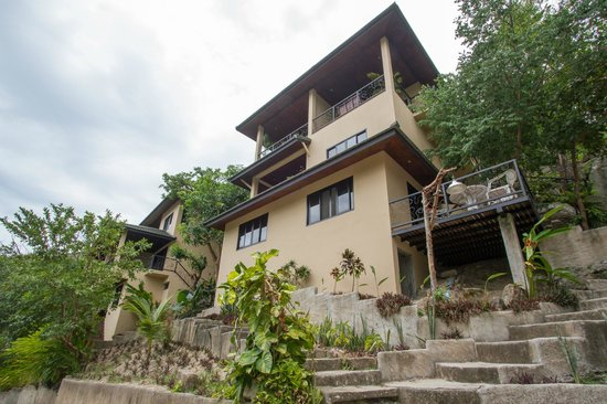 Koh Tao Heights Exclusive Apartments: Outside Apartment