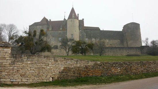 Château de Châteauneuf-en-Auxois : Chateauneuf