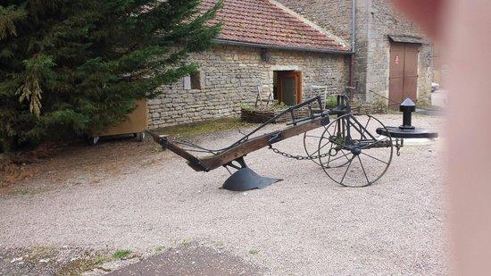 Château de Châteauneuf-en-Auxois: Plog