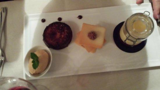 """La Petite Madeleine: l'assiette de desserts """"souvenirs d'enfance"""""""