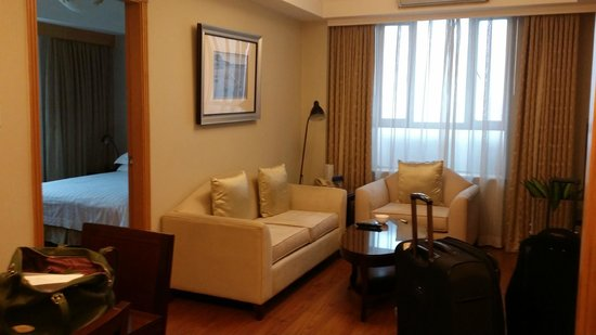 New Harbour Service Apartments : Room 2002