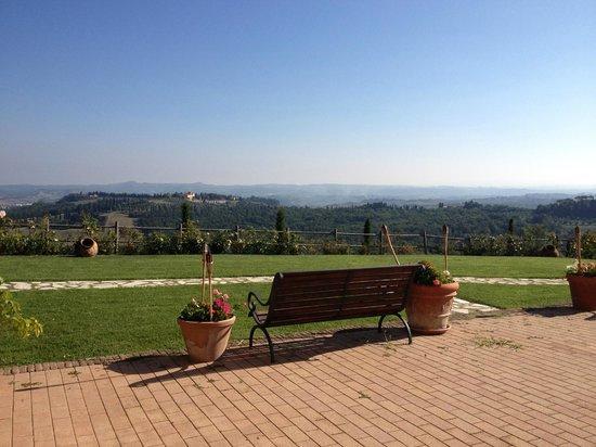Fattorie Santo Pietro: View