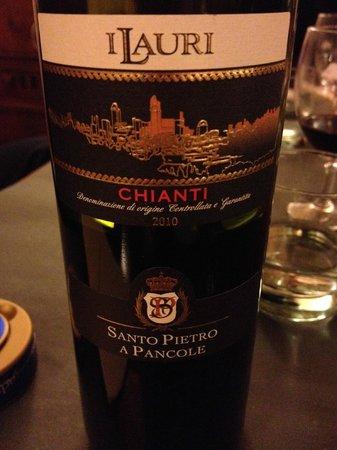Fattorie Santo Pietro: Restaurant