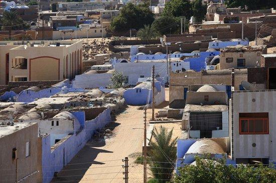 Ekadolli Nubian Guesthouse: nubisches Dorf