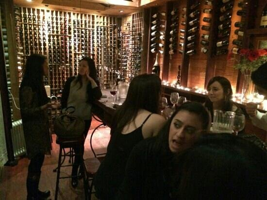 Photo of Italian Restaurant Cellar 58 at 58 2nd Ave, New York City, NY 10003, United States
