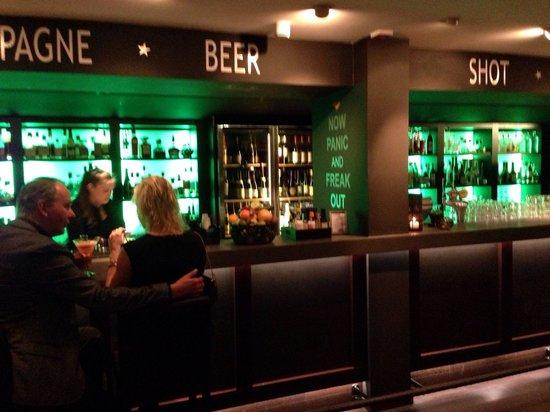 Hotel Tylosand : Bar
