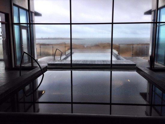 Hotel Tylosand : Warm inside pool