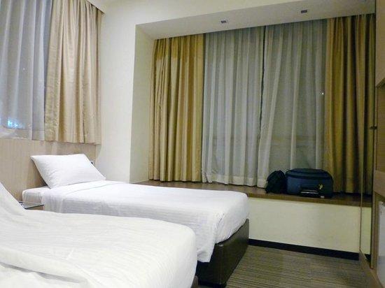 Aqueen Hotel Lavender: room