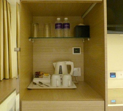 Aqueen Hotel Lavender: amenities