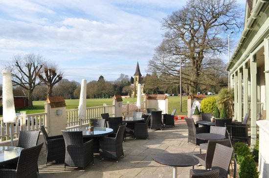 Innkeeper's Lodge Tunbridge Wells, Southborough : Terrace