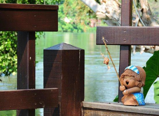 Oriental Kwai Resort het zijn ook de details die het hem doen