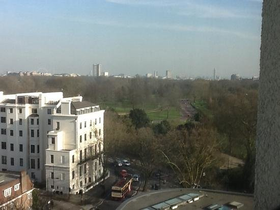 Royal Lancaster London: view from room 1006