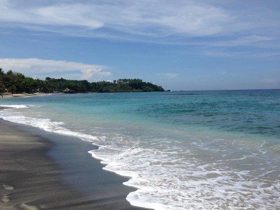 Qunci Villas Hotel : Sea View